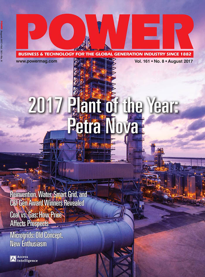 Cover of Power Mag