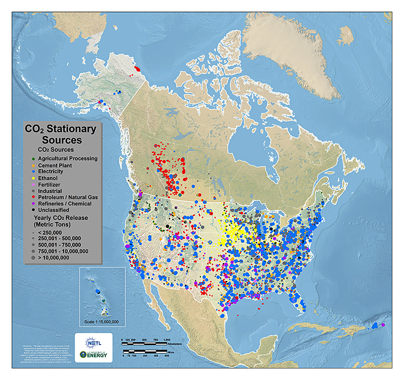CO2 Stationary Sources