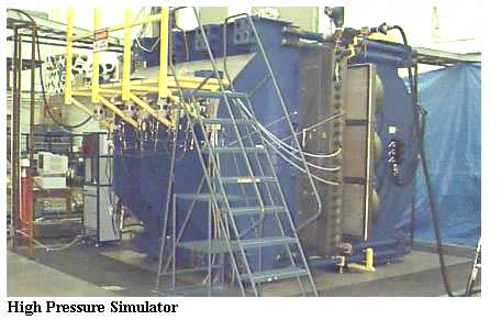 High Pressure Simulator