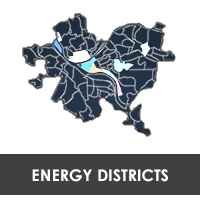 Energy Districts Map
