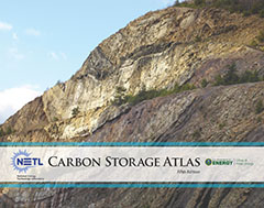 Carbon Storage Atlas -  Fifth Edition (Atlas V) (2015)