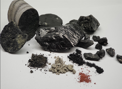Coal and Coal-Based Feedstock Materials