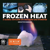 Frozen Heat: A Global Outlook on Methane Hydrate Cover