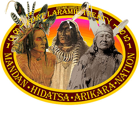 Three Affiliated Tribes consists of the Mandan, Arikara and Hidatsa.