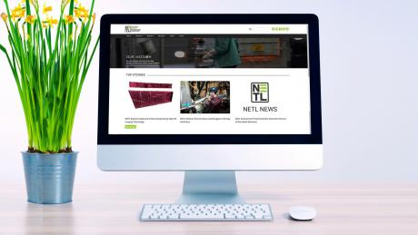 NETL Website launch