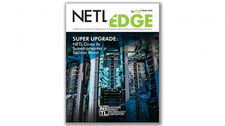 Cover of the NETL Edge Vol 1