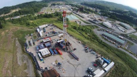 Marcellus Shale Engineering and Environmental Laboratory (MSEEL) at the Morgantown Industrial Park.
