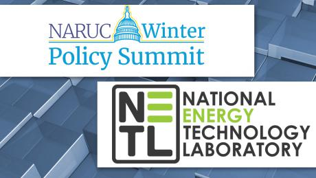 National Association of Regulatory Utility Commissioners (NARUC) holds its Winter Policy Summit in the Nation's Capital today through Wednesday to consider potential policy initiatives.