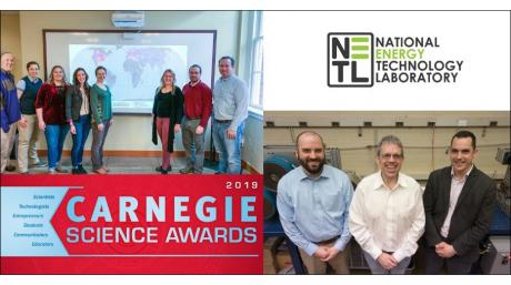 Carnegie Science Awards