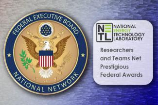 The National Energy Technology Laboratory (NETL) announced that 15 of its employees were honored with prestigious awards by the Pittsburgh Federal Executive Board